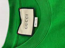 Load image into Gallery viewer, Gucci Green Men's Tshirt