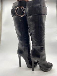 Gucci Black Boot