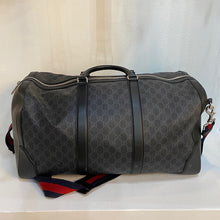 Load image into Gallery viewer, Gucci Black Duffle Bag