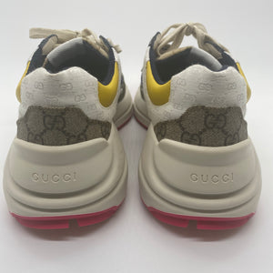 Gucci Pink/Blue/Yellow Sneaker