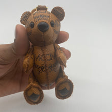 Load image into Gallery viewer, MCM Bear Keychain