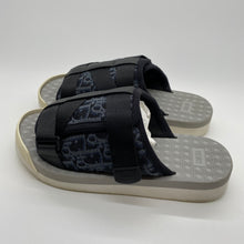 Load image into Gallery viewer, Dior Navy Blue/Black Slide