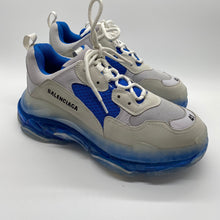 Load image into Gallery viewer, Balenciaga Blue Sneaker