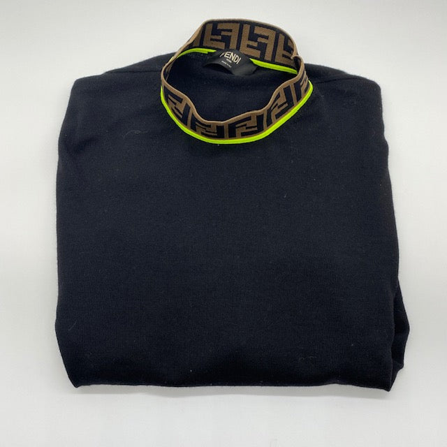 Fendi Black Sweater