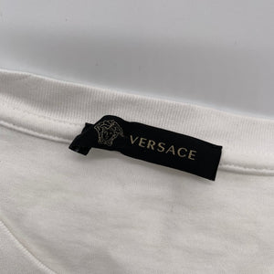 Versace Orange/Blue Tshirt