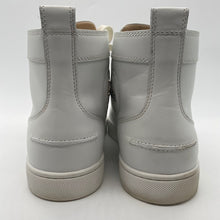 Load image into Gallery viewer, Christian Louboutin White HighTop Sneaker