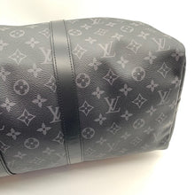 Load image into Gallery viewer, Louis Vuitton Monogram Eclipse Duffle Bag