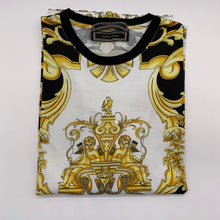 Load image into Gallery viewer, Versace Black/Gold Tshirt