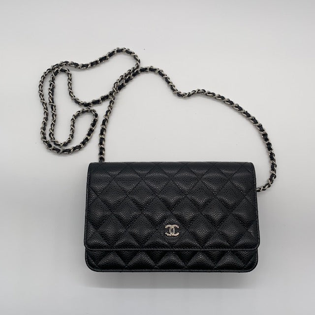 Chanel Black WOC Bag
