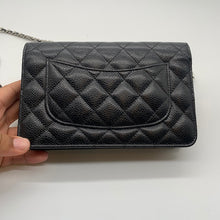 Load image into Gallery viewer, Chanel Black WOC Bag