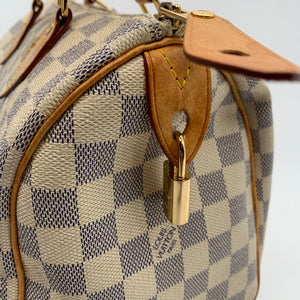 Louis Vuitton Damier Azur Bag