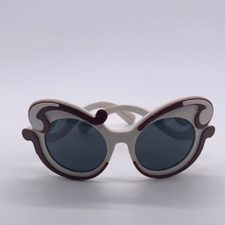 Prada White Women's Sunglasses