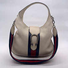 Load image into Gallery viewer, Gucci White Hobo Bag