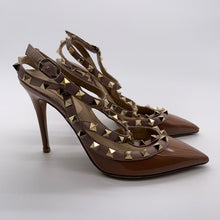 Load image into Gallery viewer, Valentino Tan Heels