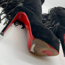 Load image into Gallery viewer, Christian Louboutin Black Boot