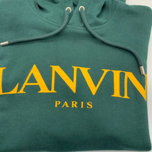 Load image into Gallery viewer, Lanvin Green Hoodie