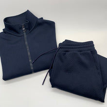 Load image into Gallery viewer, Louis Vuitton Blue Sweat Jacket