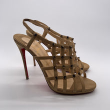 Load image into Gallery viewer, Christian Louboutin Nude Heel