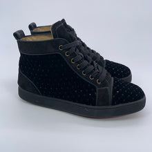Load image into Gallery viewer, Christian Louboutin Black Sneaker
