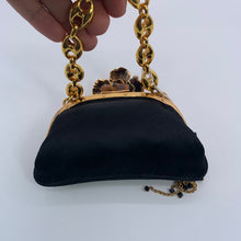 Load image into Gallery viewer, Gucci Black Coin Purse