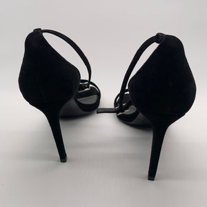 Yves Saint Laurent Black Heel