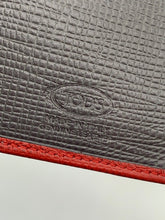 Load image into Gallery viewer, Tod's Red Wallet