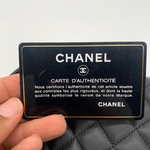 Chanel Black N/S Le Boy Handbag