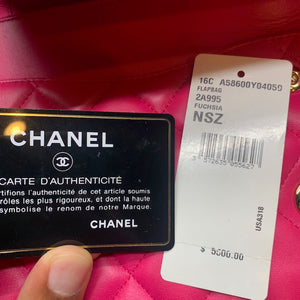 Chanel Medium Pink Handbag