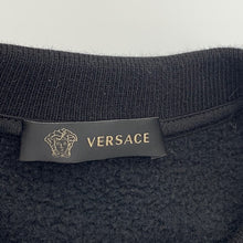 Load image into Gallery viewer, Versace Black Multicolor Sweatshirt