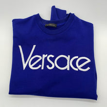 Load image into Gallery viewer, Versace Blue Sweatshirt