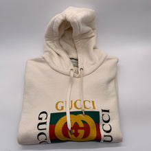 Load image into Gallery viewer, Gucci Off-White Hoodie