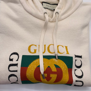 Gucci Off-White Hoodie