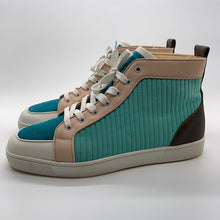Load image into Gallery viewer, Christian Louboutin Blue Sneaker