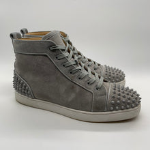 Load image into Gallery viewer, Christian Louboutin Grey Sneakers