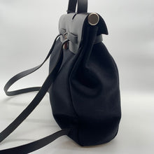 Load image into Gallery viewer, Hermes Black Backpack
