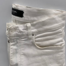 Load image into Gallery viewer, Mike Amiri White Jean