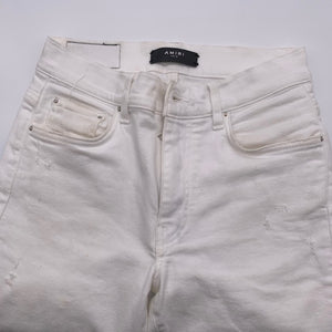 Mike Amiri White Jean