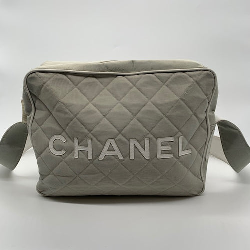 Chanel Cloth Handbag