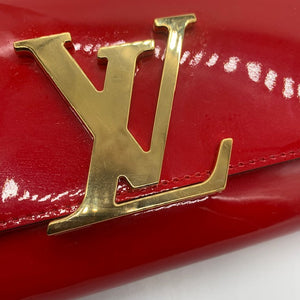 Louis Vuitton Red Clutch Bag