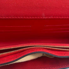 Load image into Gallery viewer, Louis Vuitton Red Clutch Bag