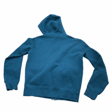 Load image into Gallery viewer, Burberry Teal Blue Hoodie