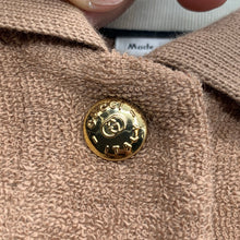 Load image into Gallery viewer, Gucci Brown Polo Shirt
