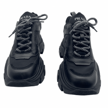 Load image into Gallery viewer, Prada Black Sneaker