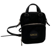 Load image into Gallery viewer, Gucci Black Shoulder Bag