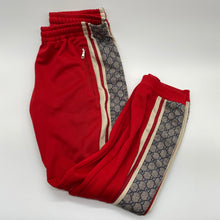 Load image into Gallery viewer, Gucci Red Jogging Pants