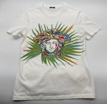 Load image into Gallery viewer, Versace White Beaded Tshirt