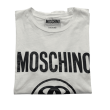 Load image into Gallery viewer, Moschino White T-shirt