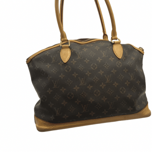 Louis Vuitton Monogram Top Handle Purse