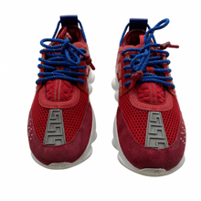 Load image into Gallery viewer, Versace Red Sneaker