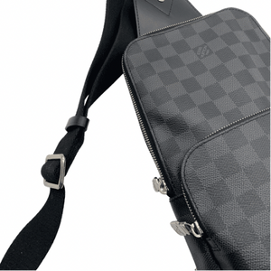 Louis Vuitton Black Sling bag